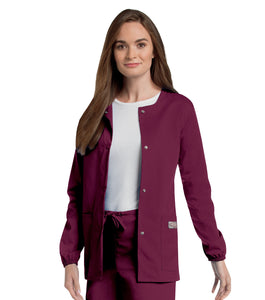 ScrubZone Unisex Warm Up Jacket - 75221