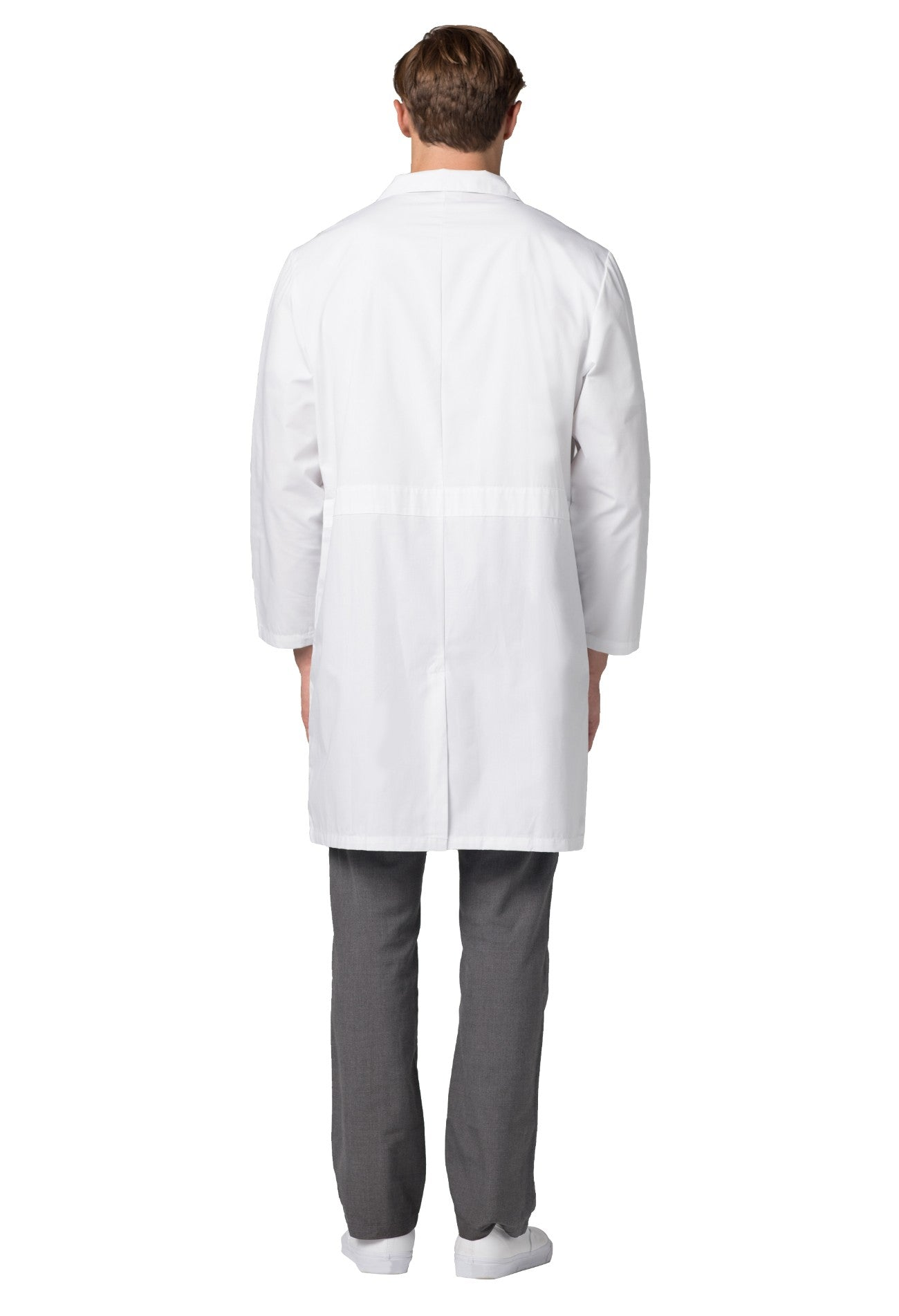 "Unisex 39"" Midriff Lab Coat 808"