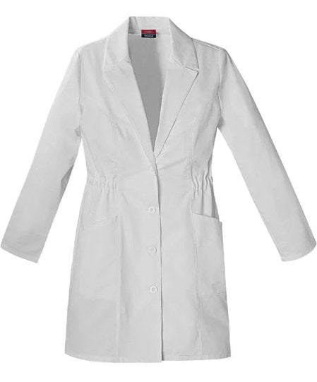 "Dickies Women's EDS Signature 34"" Lab Coat 84402"