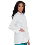 Landau Ladies Short & Stylish Lab Coat