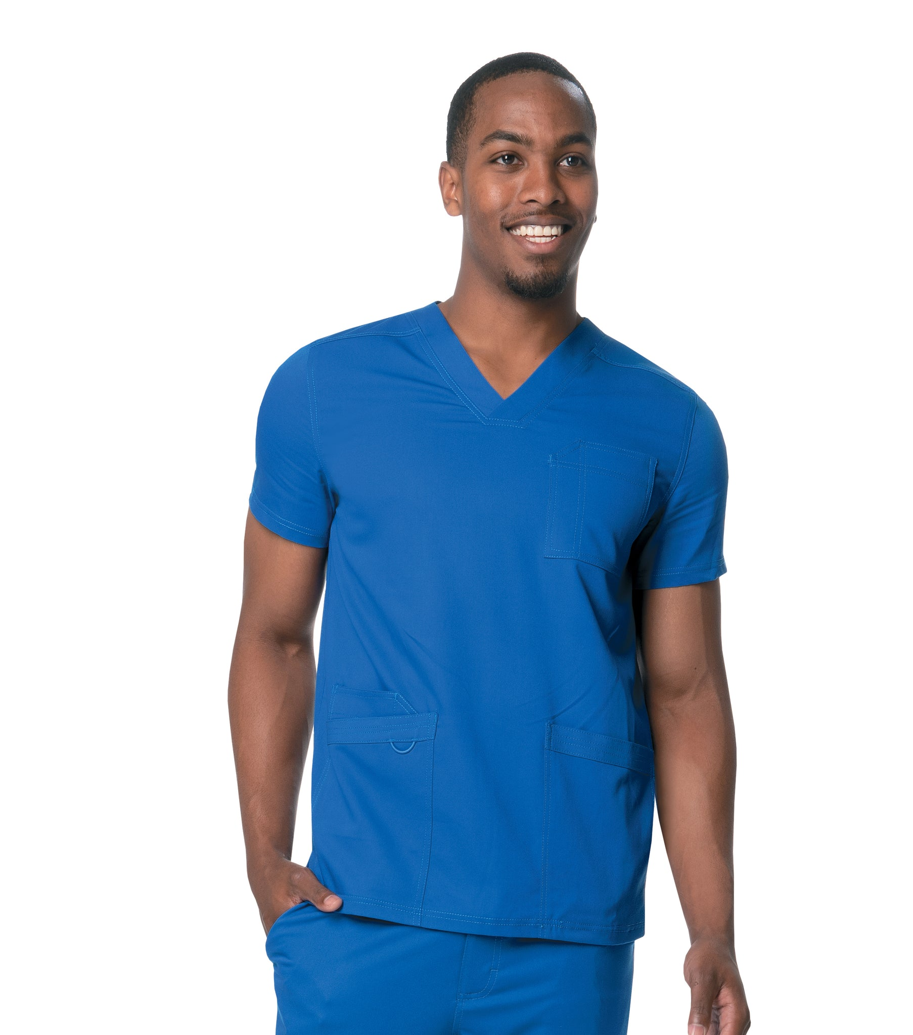 Urbane Men's Quick Cool V-Neck Tunic 9151