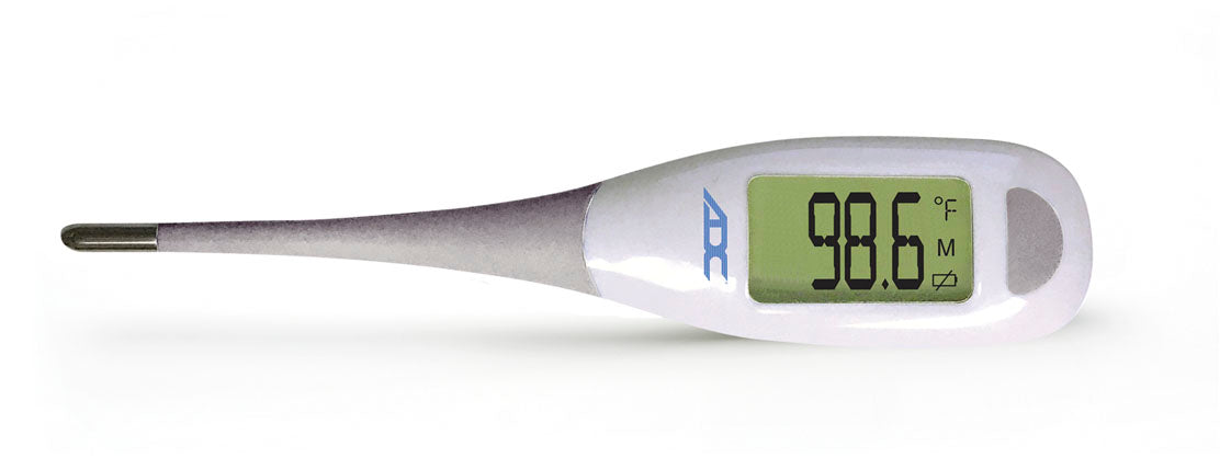 ADSCOPE ADTEMP V Fast Read Flex tip Digital Thermometer AD418