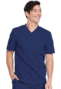 Dickies Men's Balance V-Neck Scrub Top DK845