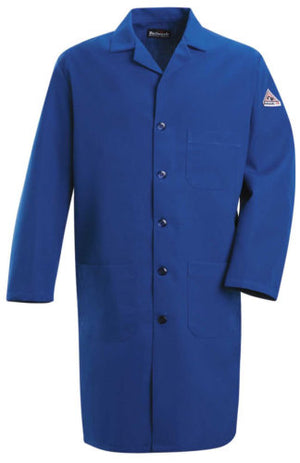 Bulwark Cat 1 Fire Rated Lab Coat KNL2