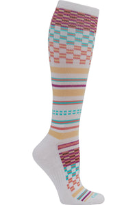 Designed Knee High Bamboo 15-20 mmHg Compression Socks
