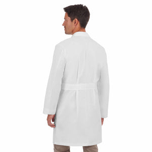 "Meta 38"" iPad Pocket Men's Lab Coat"