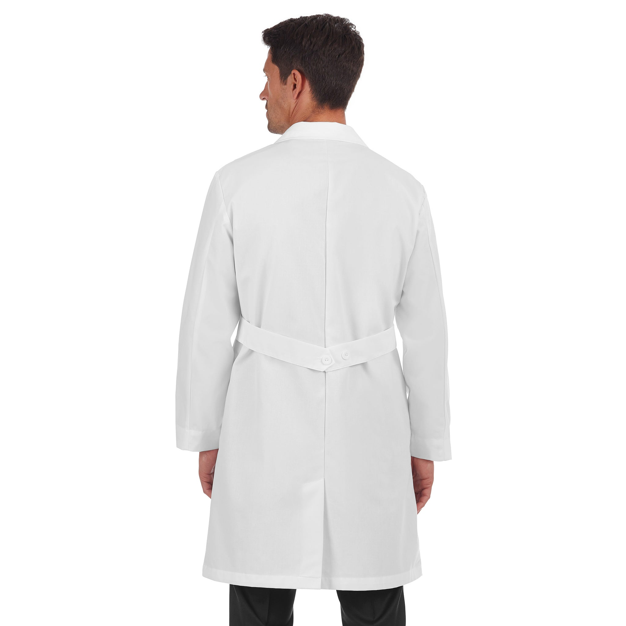 "Meta 40"" Men's 5 Pocket Lab Coat 267"