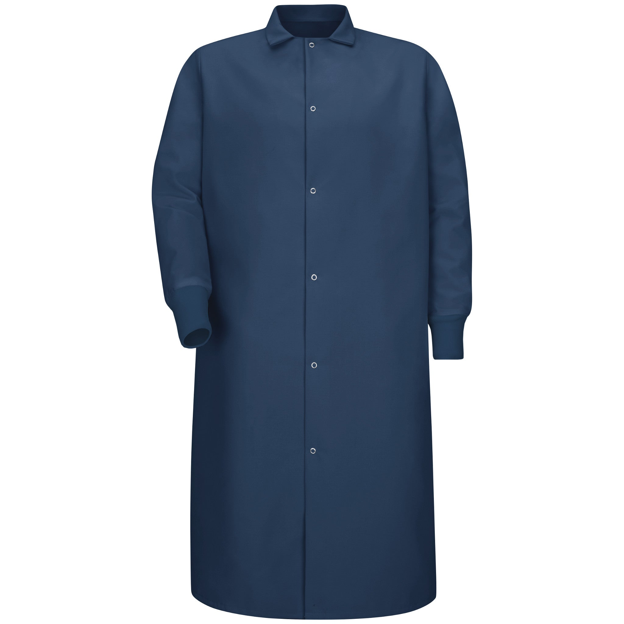 Red Kap Snap Front Food Processing Coat