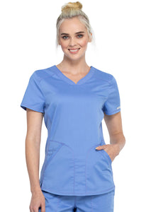 Cherokee Revolution Women's V-Neck Scrub Top WW601