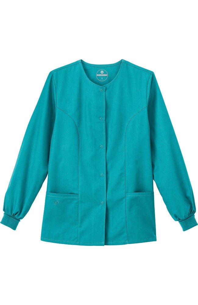 Fundamentals Ladies Warm Up Jacket 14740