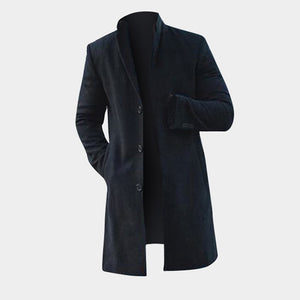 Fashion Men's Trench smooth jacket