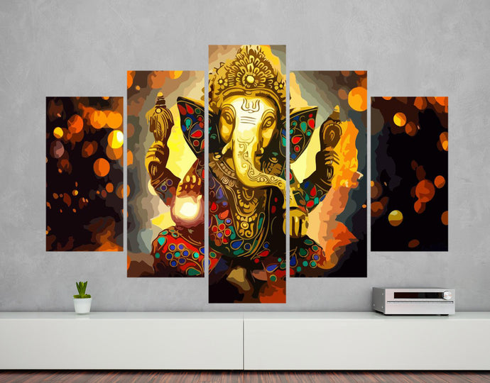 Lord Ganesha's Blessings