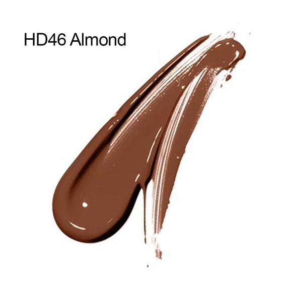 Almond HD Matte Liquid Foundation - 9Teen80Cosmetics