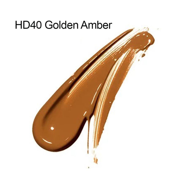 Golden Amber HD Matte Liquid Foundation
