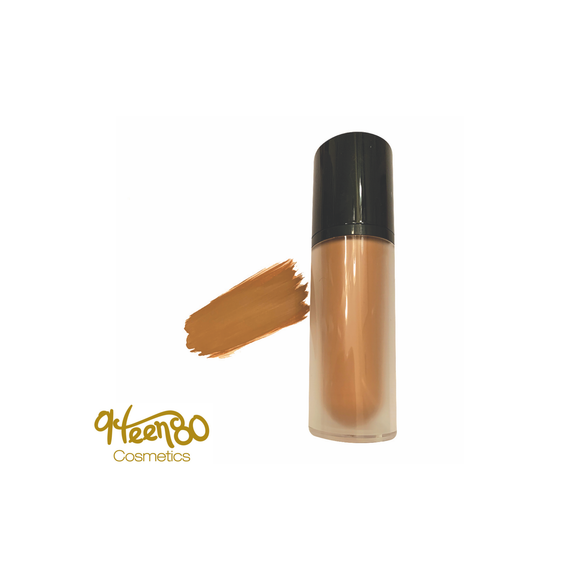 Sugar & Spice HD Matte Liquid Foundation - 9Teen80Cosmetics