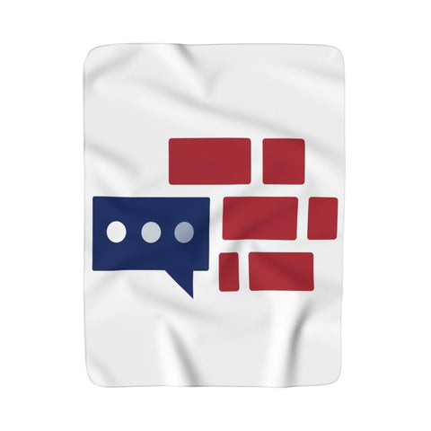 Image of Emblem Fleece Blanket