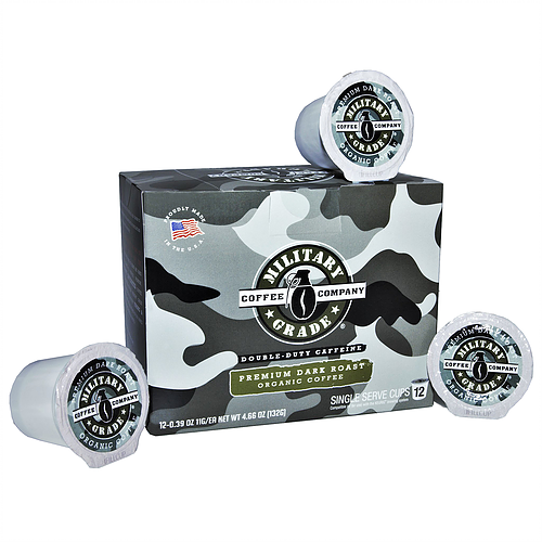 Military Grade Coffee - K Cups