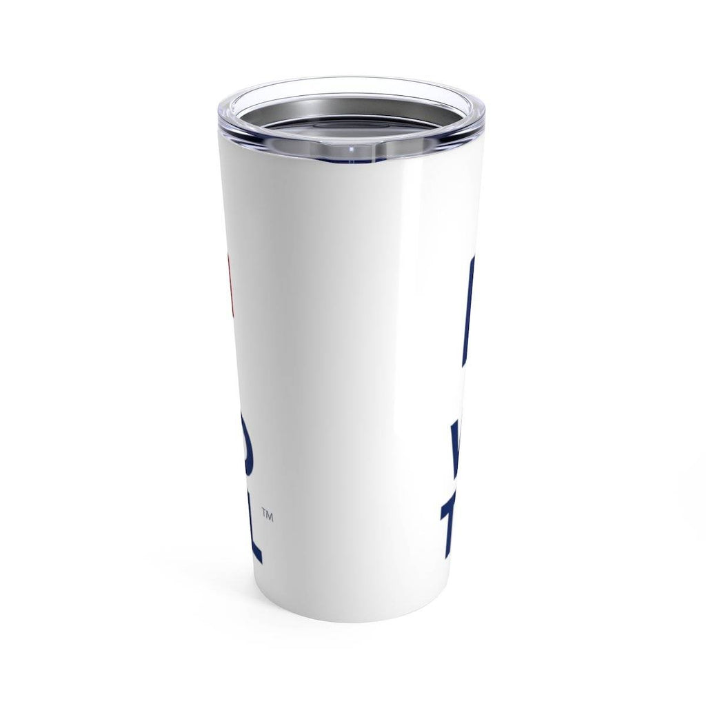 We Build The Wall Tumbler 20oz