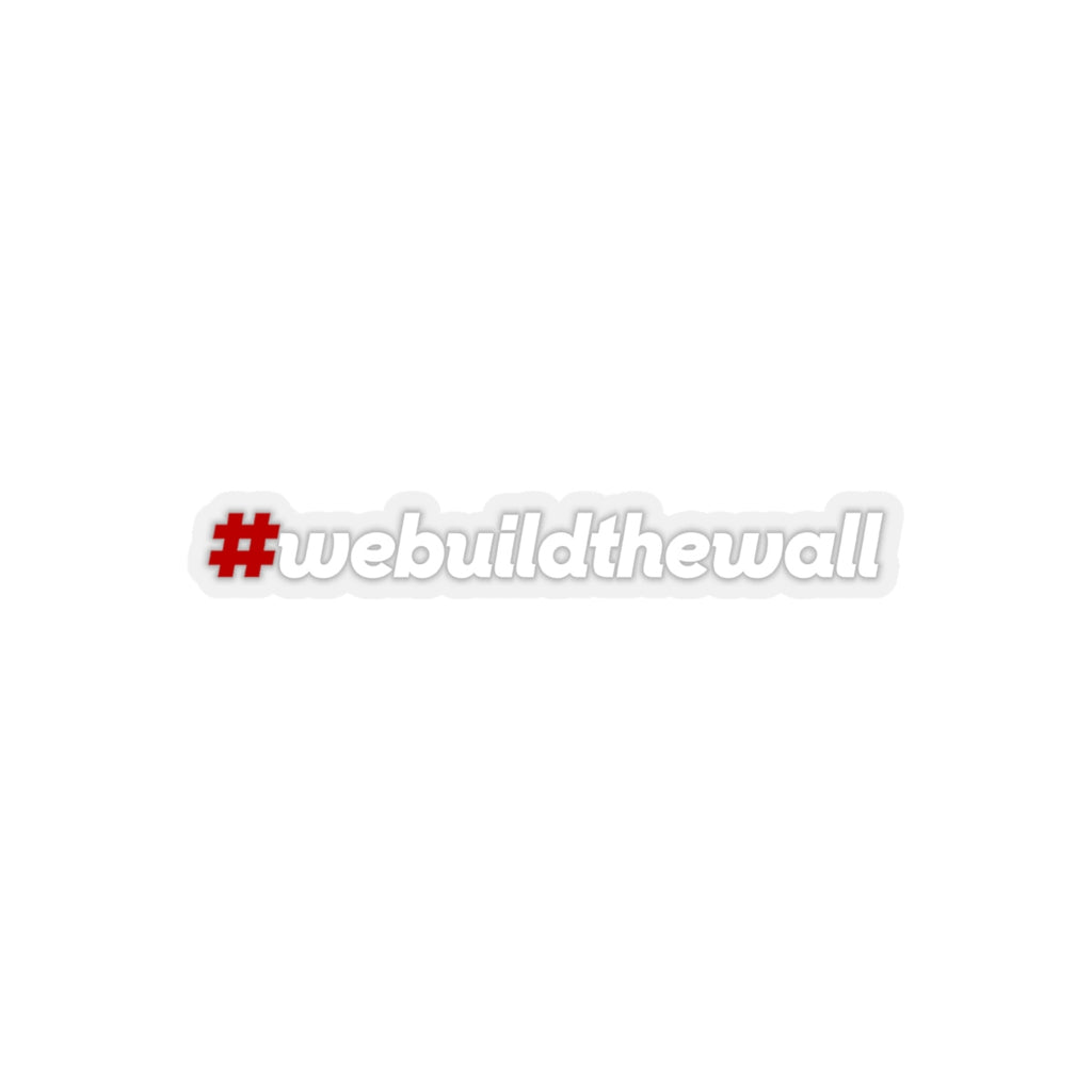#webuildthewall Sticker