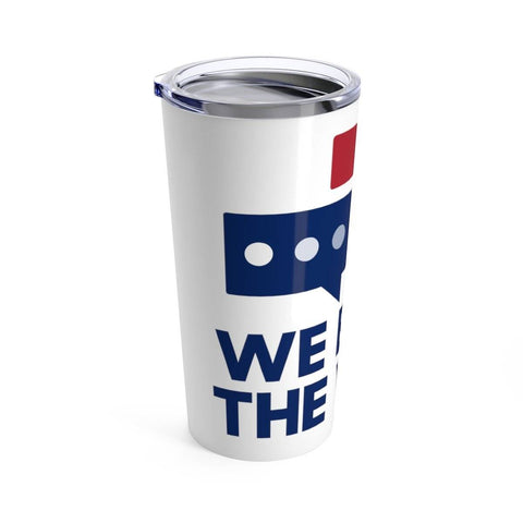 Image of We Build The Wall Tumbler 20oz