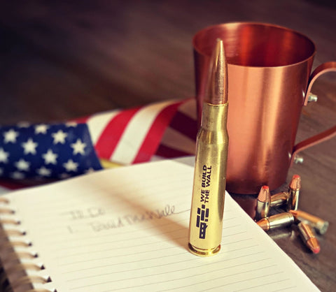 WBTW .50 Caliber Pen with Case