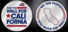 Image of 4 Coin Build The Wall For The Border States Bundle
