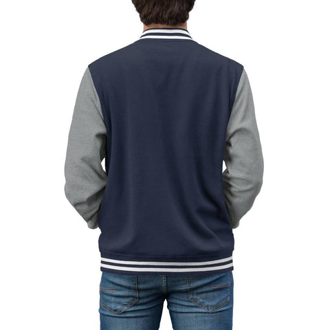 Image of We Build The Wall Varsity Jacket
