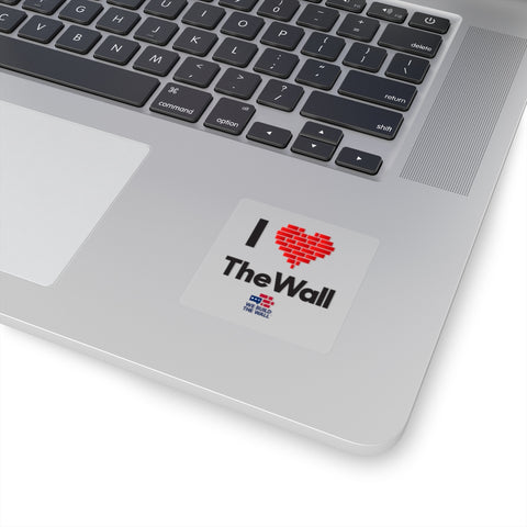 Image of I Love The Wall Sticker