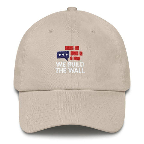 Image of We Build The Wall Hat