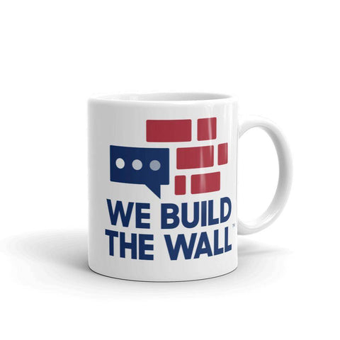 Image of We Build The Wall Mug
