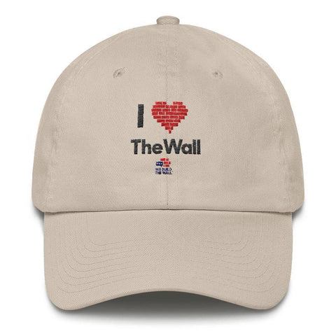 I Love The Wall Hat