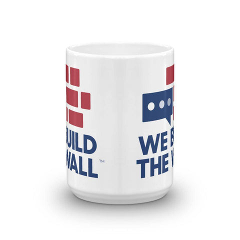 We Build The Wall Mug
