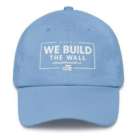 Image of We Build The Wall with border Hat