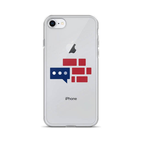 Image of Emblem iPhone Case