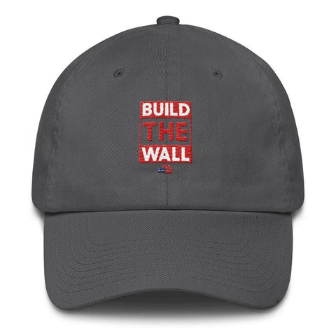 BUILD THE WALL red Hat