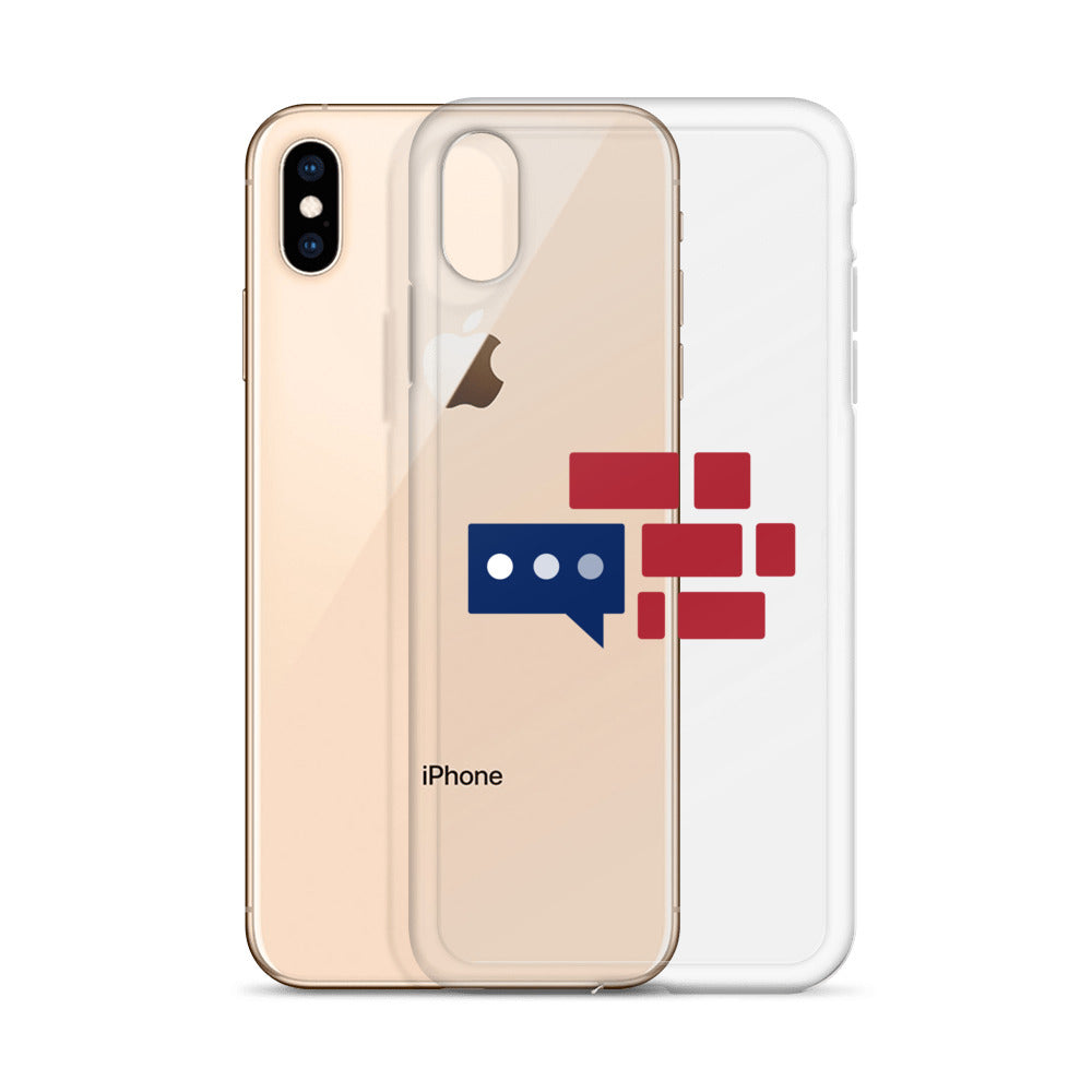 Emblem iPhone Case