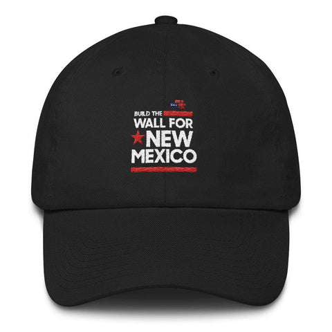 Image of Build The Wall For New Mexico Hat