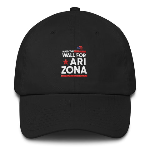 Build The Wall For Arizona Hat v2