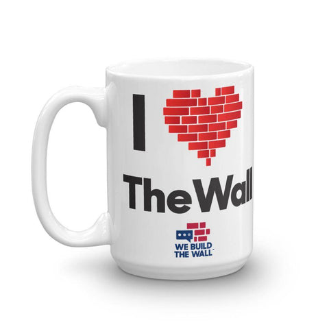 I Love The Wall Mug