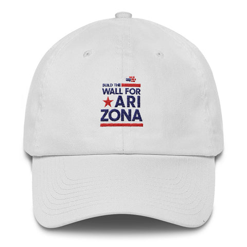 Image of Build The Wall For Arizona Hat