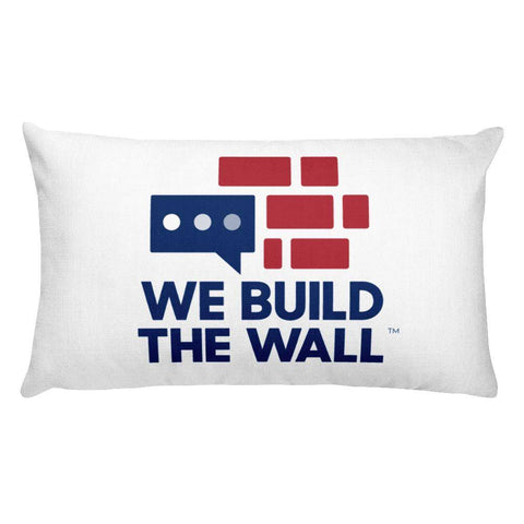Image of We Build The Wall Pillow