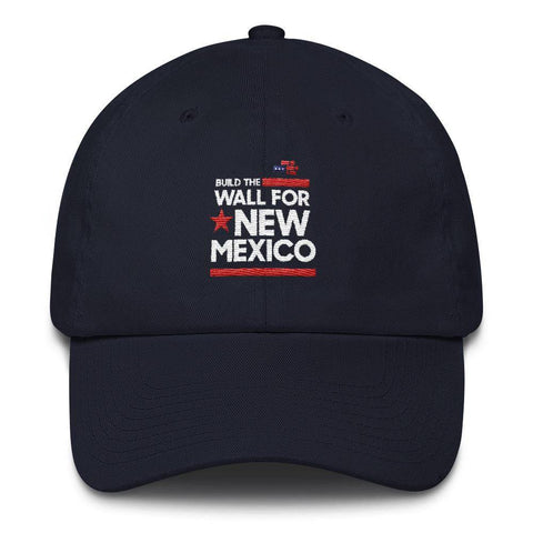 Build The Wall For New Mexico Hat