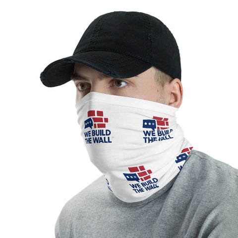 Image of We Build The Wall Neck Gaiter