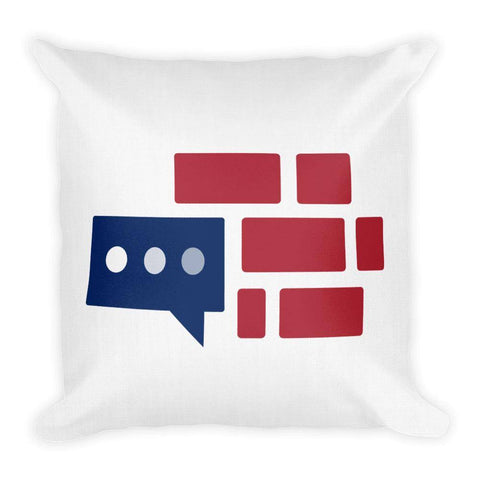 Image of Emblem Pillow