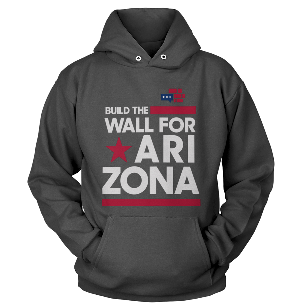 Build The Wall For Arizona Hoodie v2