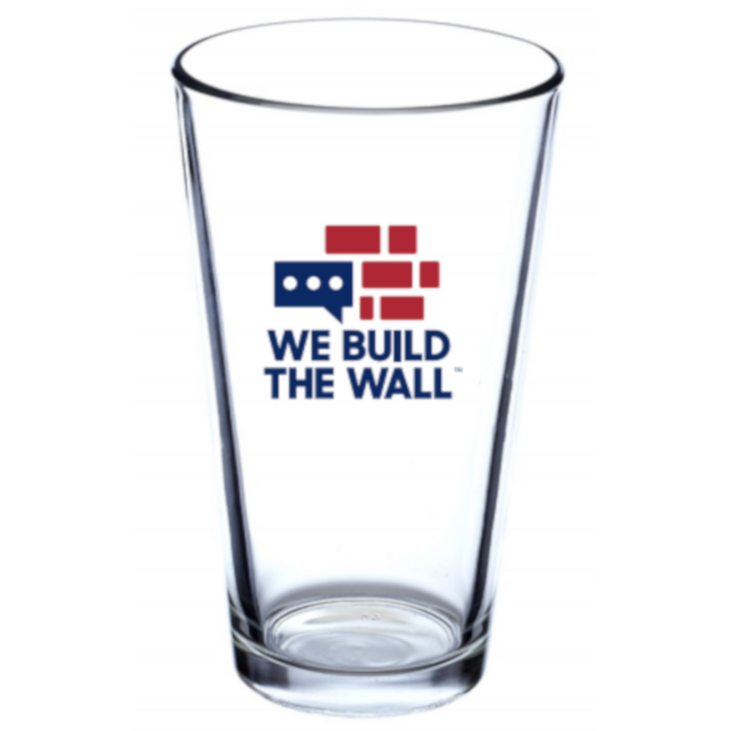 WBTW Pint Glasses (4 Pack)