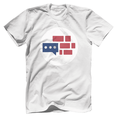 Image of We Build The Wall Bricks T-Shirt