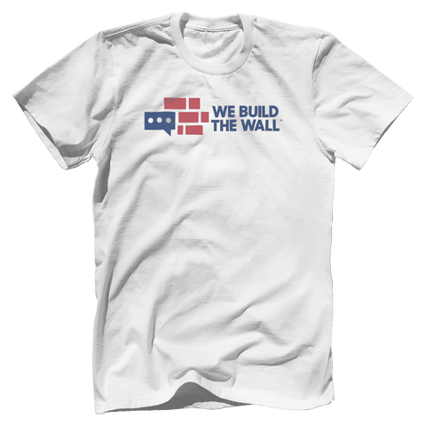 Image of We Build The Wall v2 T-Shirt