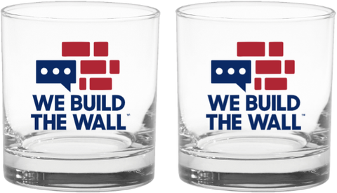 WBTW Executive Whiskey Glasses (2 Pack)