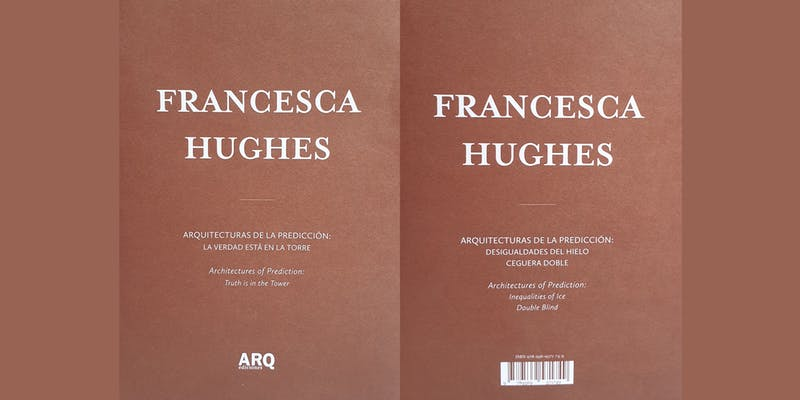 Book Launch - Architectures of Prediction by Francesca Hughes